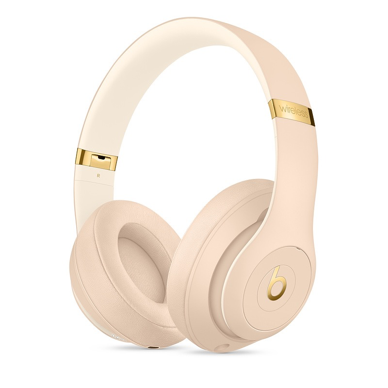 Beats Beats Studio3 Wireless Over-Ear Headphones -Desert Sand
