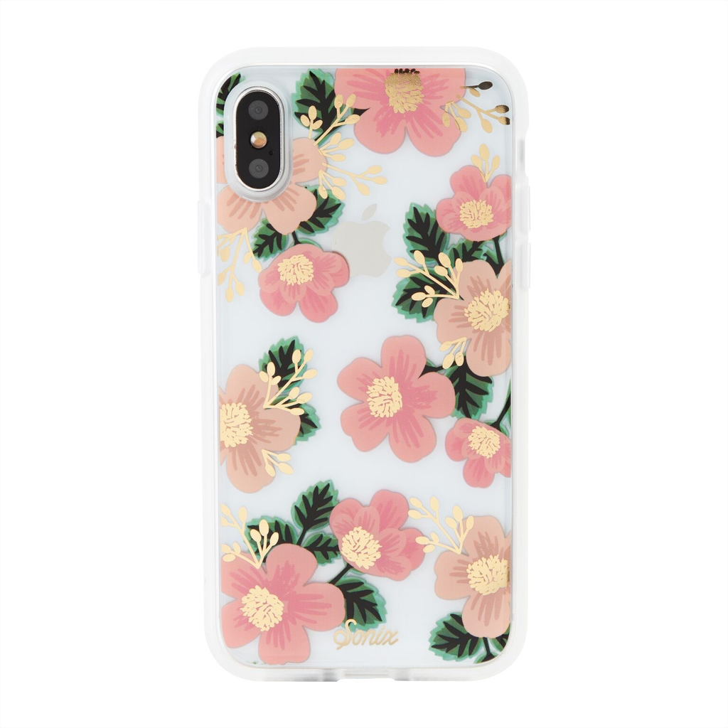 finest selection 956e5 8c83e Sonix Sonix Clear Coat Case for iPhone XS Max - Southern Floral