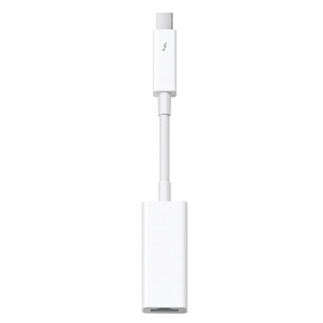 Apple Thunderbolt Gigabit Ethernet Adapter