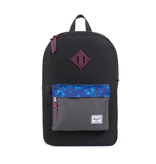 Herschel Supply Herschel Supply Heritage Mid Volume Backpack - Black Kaleidoscope