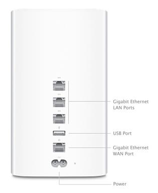 Apple Apple Time Capsule (2TB)