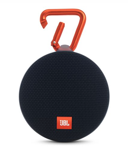 JBL JBL Clip2 Bluetooth Speaker - Black