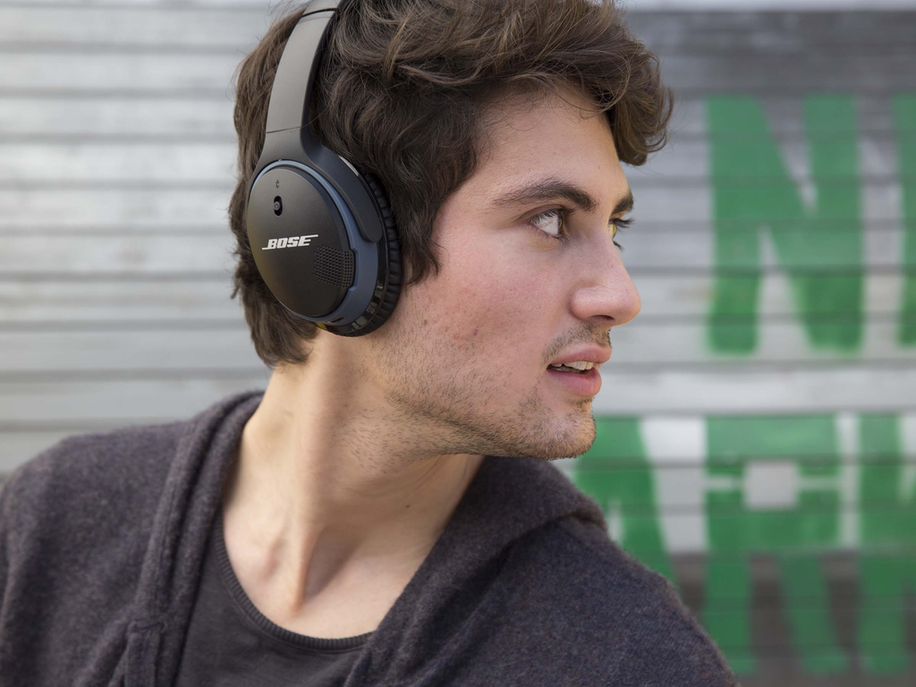 ffb870c22ac ... Bose Bose® SoundLink® Around-Ear Wireless Headphones II - Black