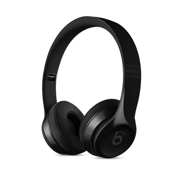 Beats Beats Solo3 Wireless On-Ear Headphones - Gloss Black