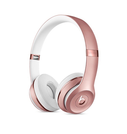 Beats Beats Solo3 Wireless On-Ear Headphones - Rose Gold