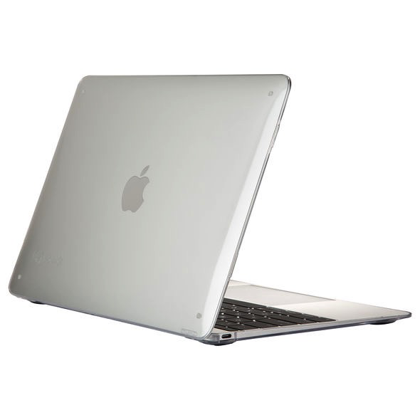Speck Speck See Thru Matte for Macbook 12-Inch - Clear