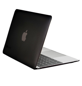 Speck Speck See Thru Matte for Macbook 12-Inch - Black