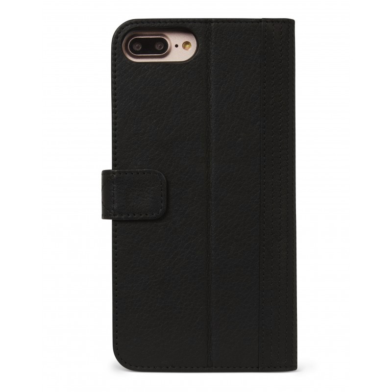 the best attitude 39f27 684a7 Decoded 2-in-1 Wallet Case for iPhone 8/7/6 Plus- Black