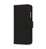 Decoded Decoded 2-in-1 Wallet Case for iPhone SE (2020) 8/7/6 - Black