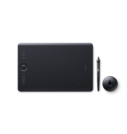 Wacom Intuos Pro Pen and Touch Tablet - Medium