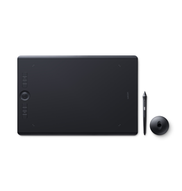 Wacom Intuos Pro Pen and Touch Tablet - Large