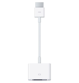 Apple Apple HDMI to DVI Adapter