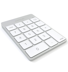 Satechi Wireless Number Keypad - Silver