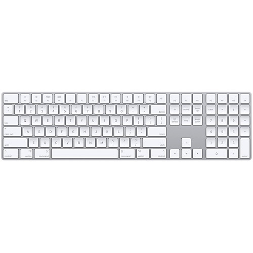 Apple French - Apple Magic Keyboard with Numeric Keypad