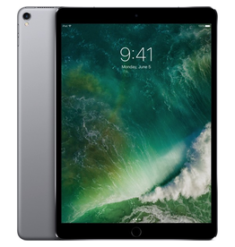 Apple 10.5-inch iPad Pro Wi-Fi 512GB - Space Gray