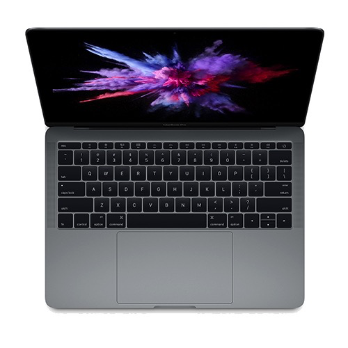 Apple 13-inch MacBook Pro: 2.3GHz dual-core i5, 16GB, 256GB - Space Gray