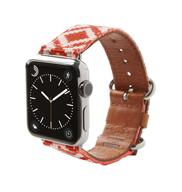 TOMS TOMS Apple Watch 42mm Artisan Band - Red Diamond