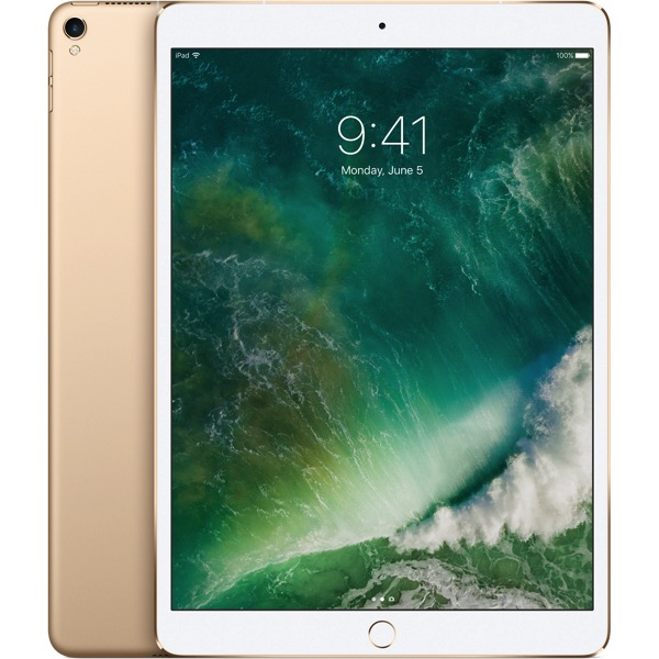 Apple 10.5-inch iPad Pro Wi-Fi + Cellular 256GB - Gold