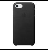 Apple Apple iPhone 8/7 Leather Case - Black