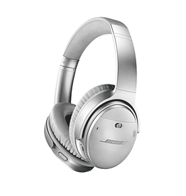 Bose Bose® QuietComfort® 35 II Wireless Headphones - Silver