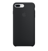 Apple Apple iPhone 8/7 Plus Silicone Case - Black