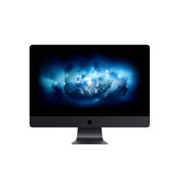 Apple 27-inch iMac Pro with Retina 5K Display: 3.2GHz, 8-core Intel Xeon W, 1TB SSD, 32GB RAM, Radeon Pro Vega 56