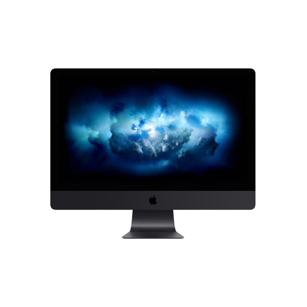 Apple 27-inch iMac Pro with Retina 5K Display: 3.2GHz, 8-core Intel Xeon W, 1TB SSD, 32GB RAM, Radeon Pro Vega 56