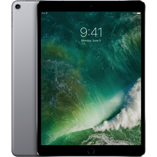 Apple 10.5-inch iPad Pro Wi-Fi + Cellular 64GB - Space Gray