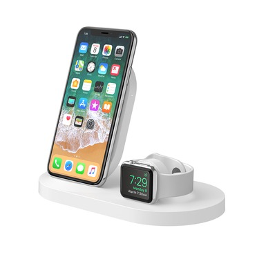 Belkin Belkin PowerHouse Wireless Dock for all iPhone & Watch