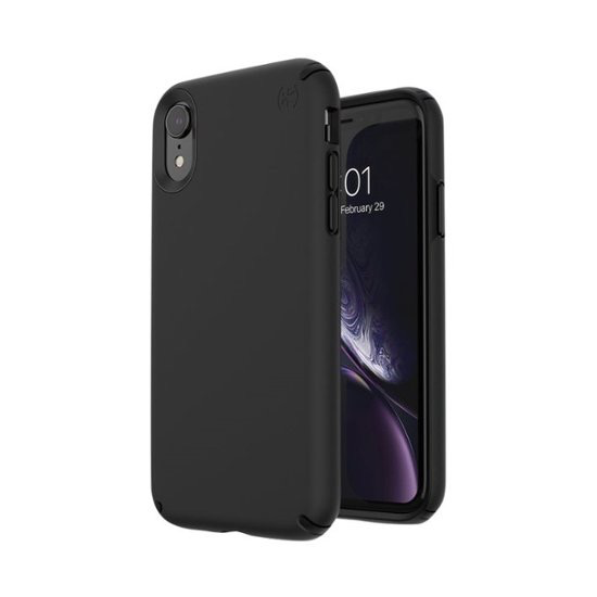 Speck Speck Presidio Pro for iPhone XR - Black