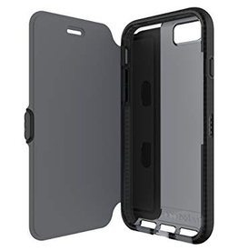 tech21 Evo Wallet Case for iPhone 7 - Black
