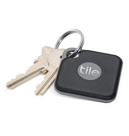 Tile Tile Mate Pro Bluetooth Tracker with Replaceable Battery - Black
