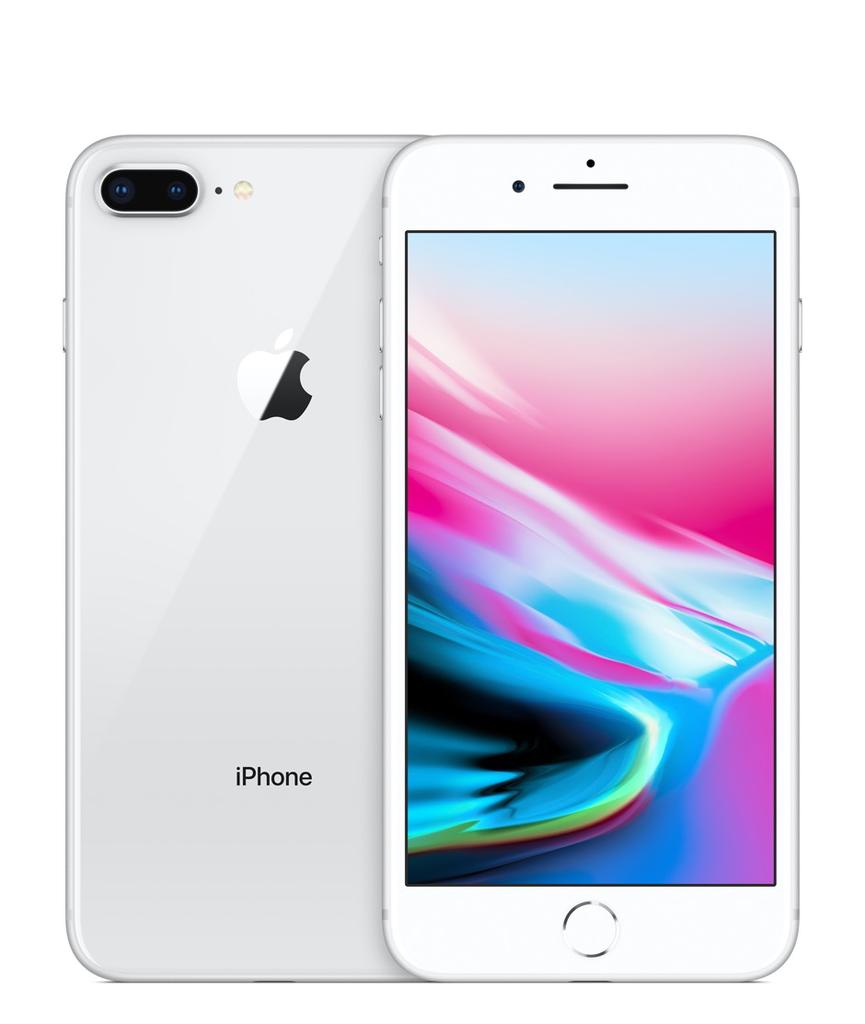 Apple Apple iPhone8 Plus 256GB -Silver (Open Box)