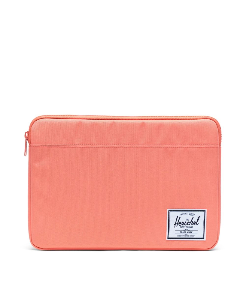 Herschel Supply Herschel Supply Anchor Computer sleeve 13 Inch - Salmon