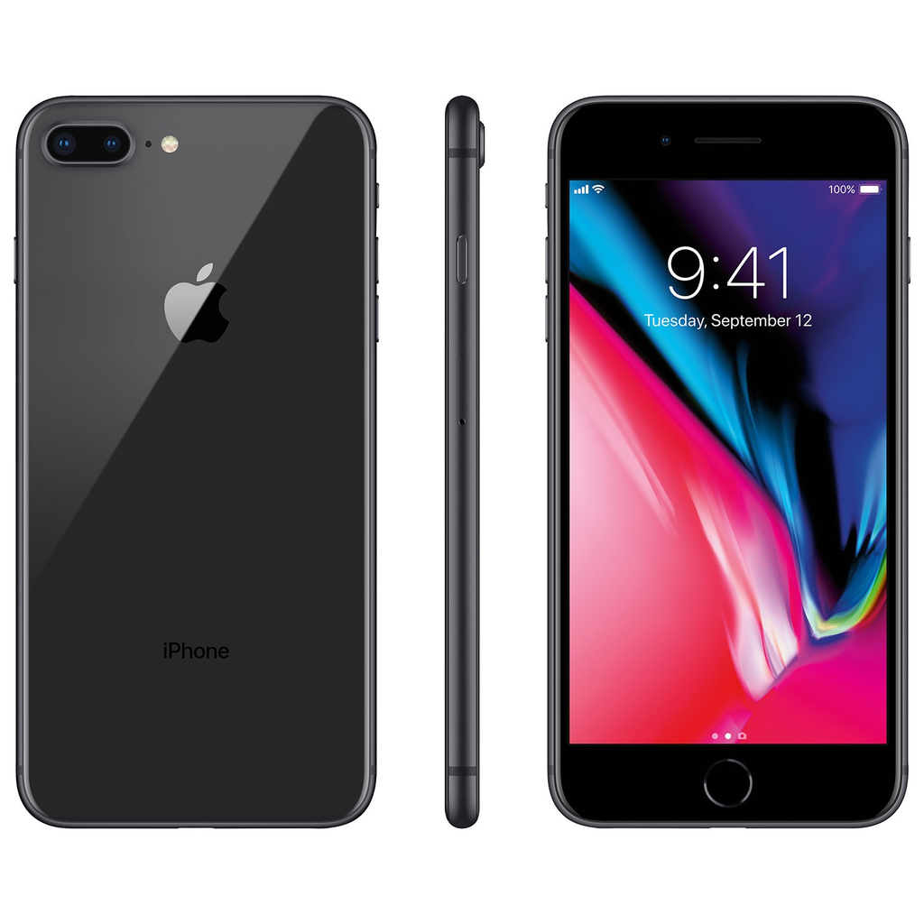 Apple Apple iPhone 8 Plus 256GB - Space Grey (Open Box)