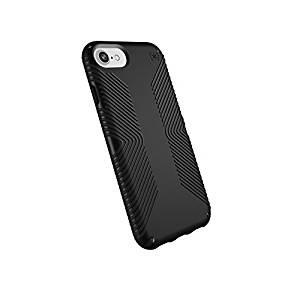 Speck Speck Presidio Grip for iPhone 8/7/6 - Black