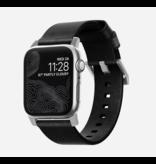 Nomad Nomad 40mm/38mm Modern Strap for Apple Watch - Black / Silver