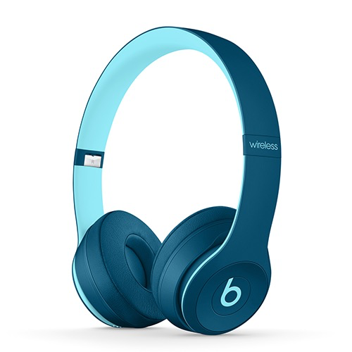 Beats Beats Solo3 Wireless On-Ear Headphones - Pop Blue