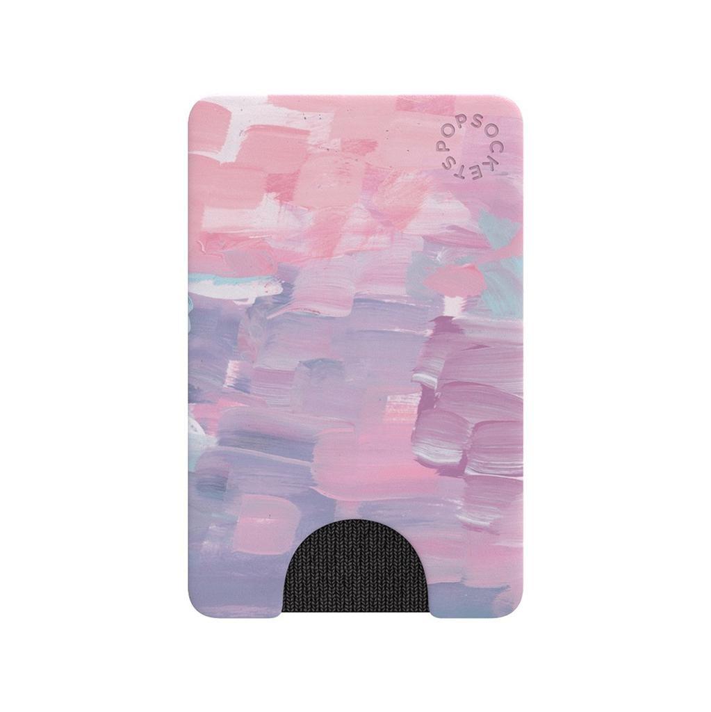 PopSockets PopSockets PopWallet - Faded Pink