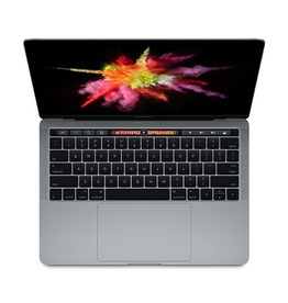 Apple Apple 13-inch MacBook Pro with Touch Bar: 3.1GHz dual-core i5, 8GB, 256GB, Intel Iris Plus Graphics 650 - Space Gray (OPEN BOX)