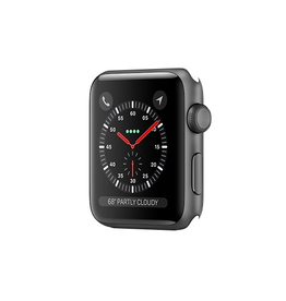 Apple Apple Watch Series 3 GPS, 42mm Space Gray Aluminum Case Only