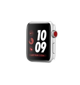 Apple Apple Watch Nike+ GPS + Cellular 38mm Silver Aluminium Case Only