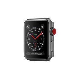 Apple Apple Watch Series 3 GPS + Cellular 42mm Space Grey Aluminium Case Only