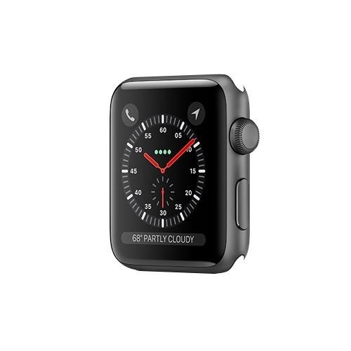 dfecf49f4c3 Apple Watch Series 3 GPS 42mm Space Grey Aluminium Case Only - Jump Plus