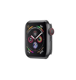 Apple AppleWatch Series4 GPS+Cellular, 44mm Space Gray Aluminum Case Only