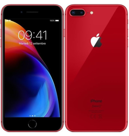 Apple Apple iPhone8 Plus 256GB -(PRODUCT) RED (Open Box)