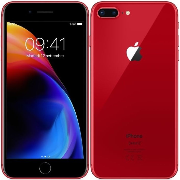 Apple Apple iPhone 8 Plus 256GB - (PRODUCT) RED (Open Box)