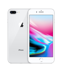 Apple Apple iPhone8 Plus 64GB -Silver (Open Box)
