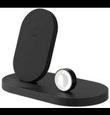 Belkin Belkin PowerHouse Wireless Dock for iPhone with Qi & Watch - Black
