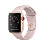 Apple Apple Watch Series 2 - 42mm Rose Gold Aluminium Case with Pink Sand Sport Band